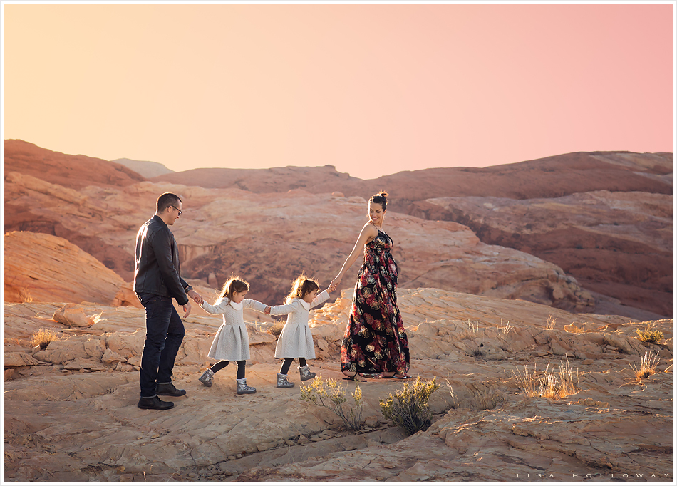 Las Vegas Family Photographer | LJHolloway Photography | www.ljhollowayphotography.com